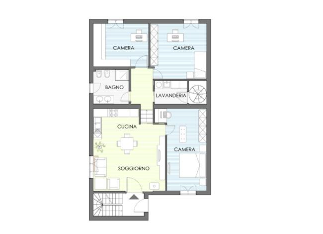 Progetti nia - Progetto casa 80 mq ...