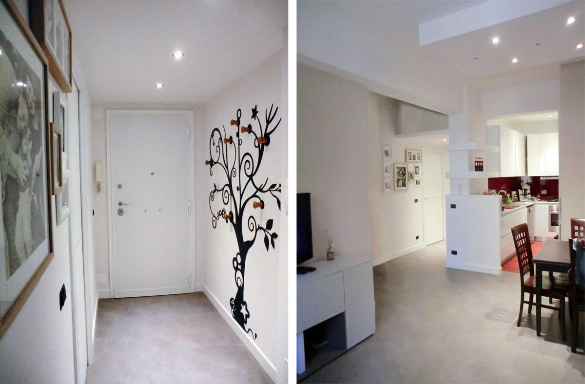 Ristrutturazione appartamento 70mq nia for Idee ristrutturazione appartamento