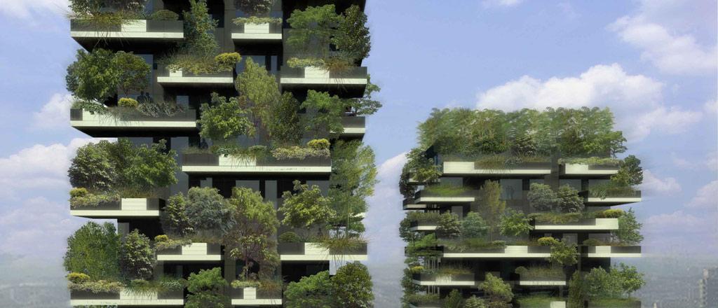 Appartamenti tra cielo e verde a Milano