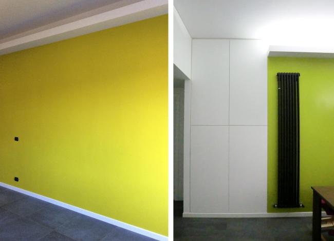 Ristrutturazione appartamento 85 mq