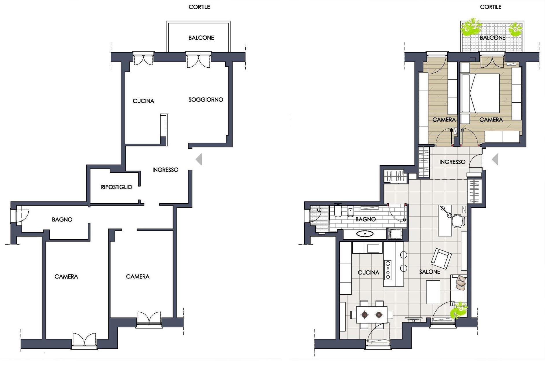 La migliore Quanto Costa Ristrutturare Casa 100 Mq Idee e immagini di ispirazione  ezsrc.com ...