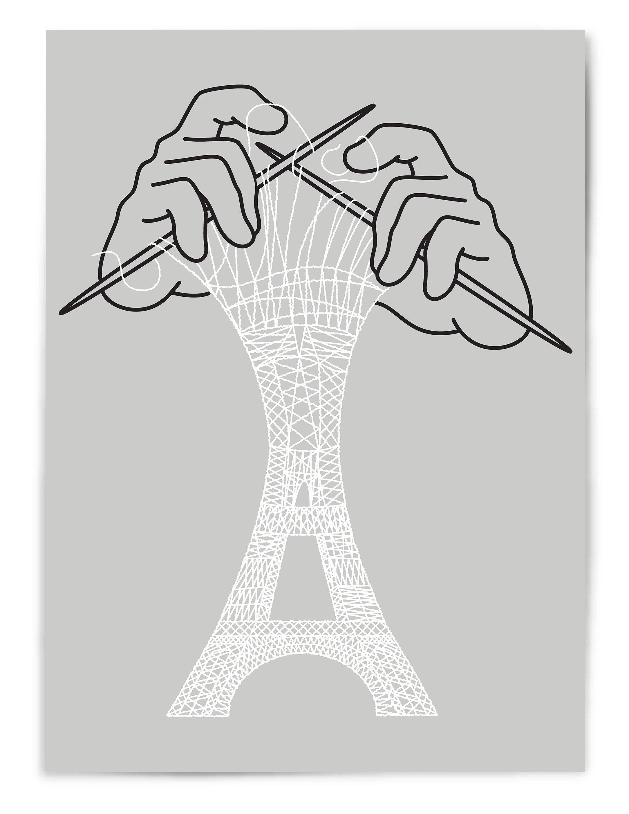 EiffelTower_gray