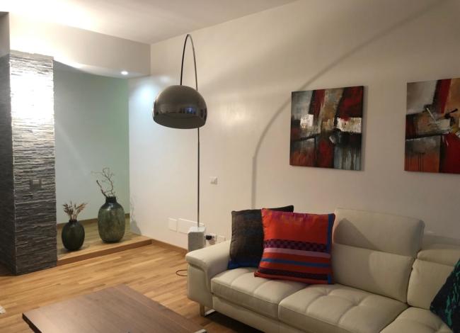 Ristrutturazione appartamento Colombo – Roma